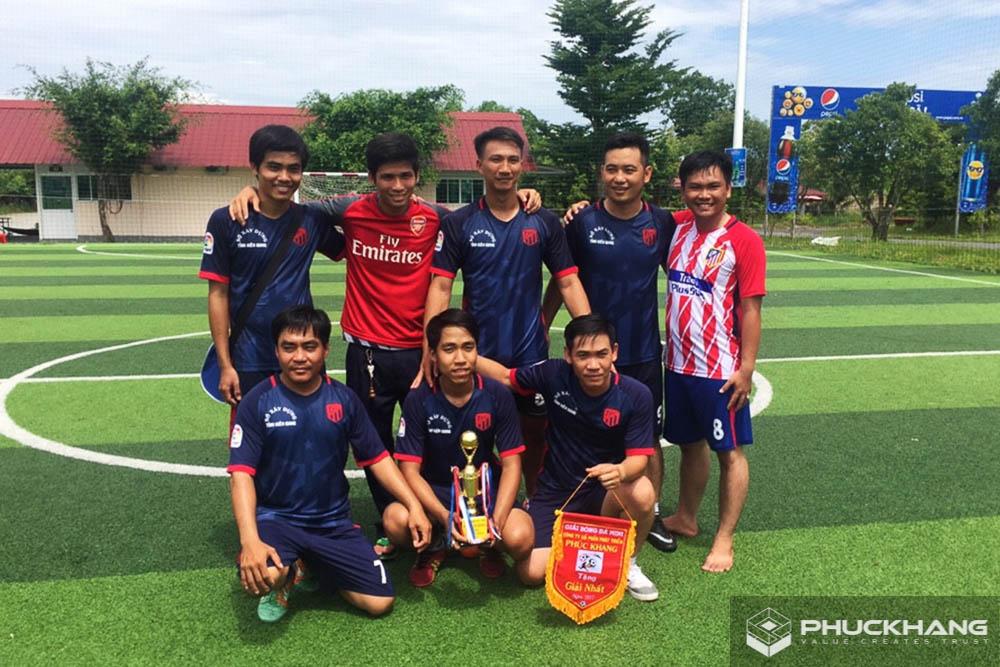 giải bóng đá phúc khang group