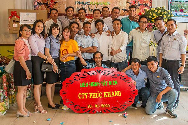 TẤT NIÊN NĂM 2019 | PHUC KHANG Group