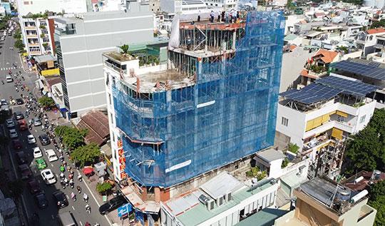 LỄ CẤT NÓC – PHUC KHANG BUILDING