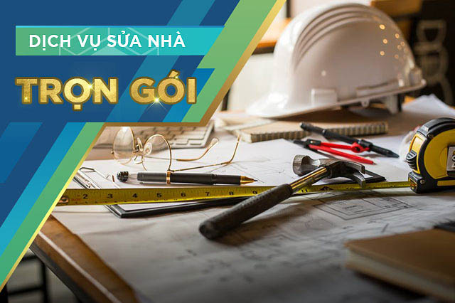 Dịch Vụ Sửa Chữa Nhà Trọn Gói 2021 | PHUC KHANG Group