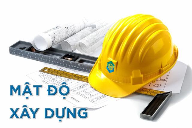 Mật độ xây dựng mới nhất 2021 | Bảng tính mật độ online