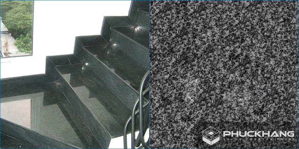 đá granite đen bình định