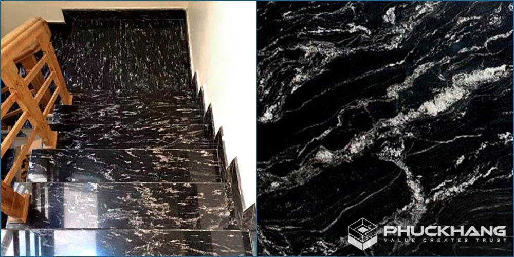 đá granite đen brazil