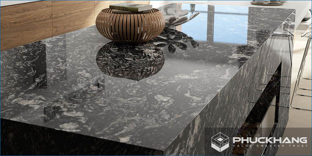 thị trường đá granite đen