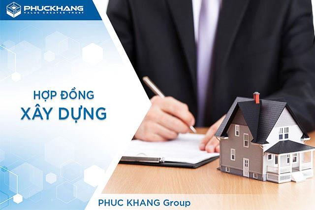 50 mẫu hợp đồng xây dựng nhà ở mới nhất 2021 | Tải miễn phí