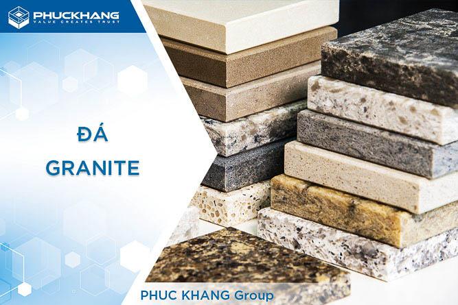 Mẫu Đá Granite (đá Hoa Cương) được ưu chuộng nhất 2021