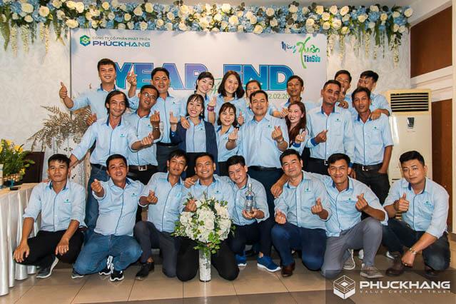 tất niên phuc khang group 2020