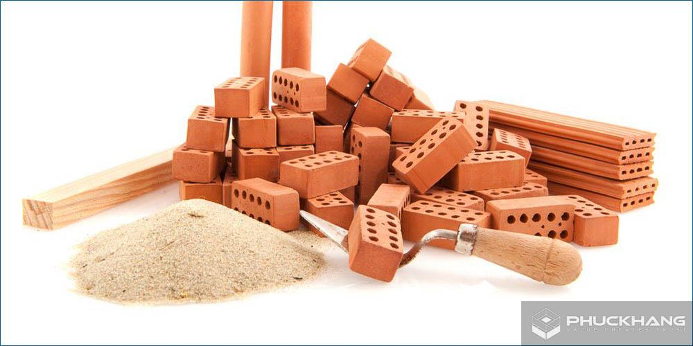 kiểm soát vật liệu xây dựng