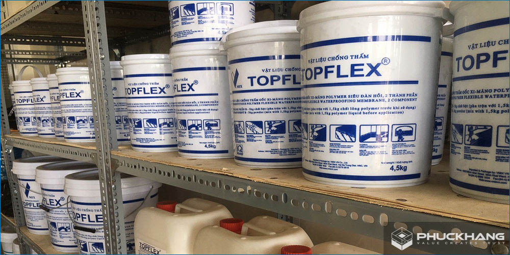 Màng chống thấm Topflex - 1